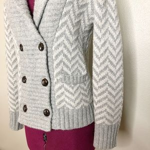 J. Crew Sweaters - J. Crew | Cashmere Blend Double-Breasted Cardigan
